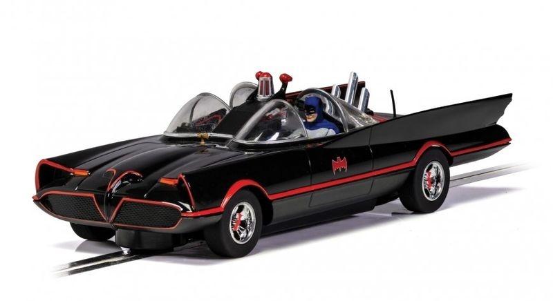Scalextric 1:32 Batmobile - 1966 HD