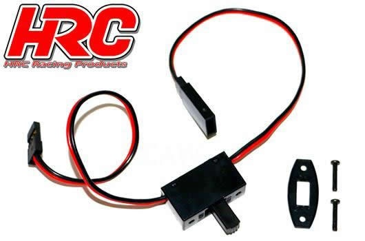 HRC Schalter - Ein/Aus - JR/JR Stecker