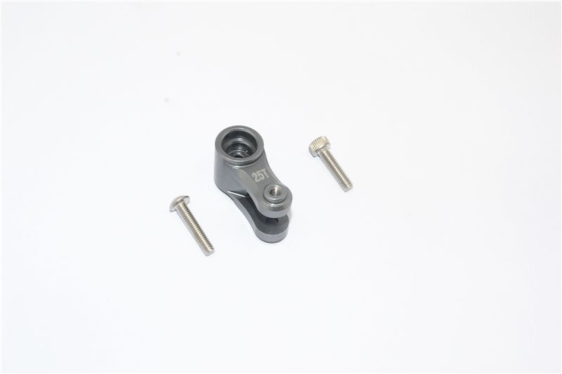 GPM Aluminum 7075 25T Servo Horn -3PC SET
