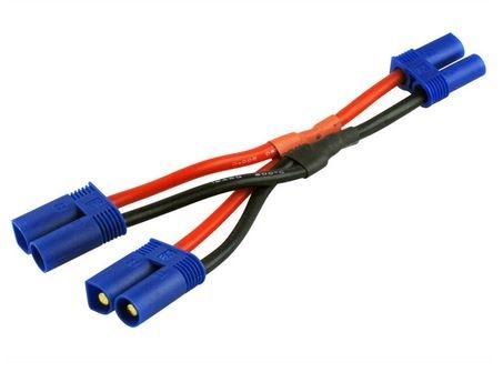Paralleles Kabel komp.m. E-flite EC5