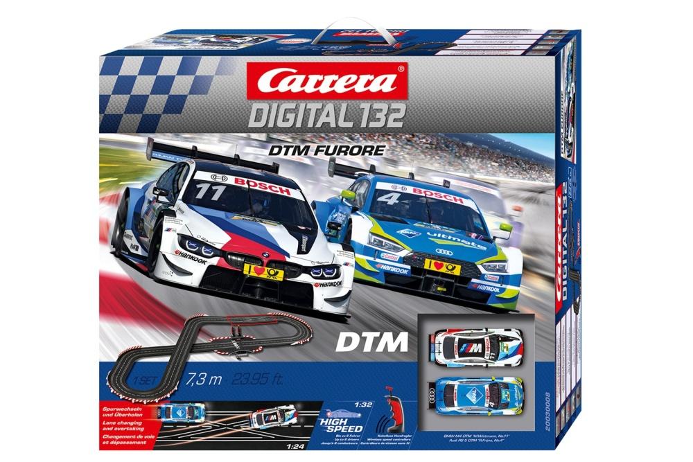 Auslauf - Carrera Digital 132 DTM Furore