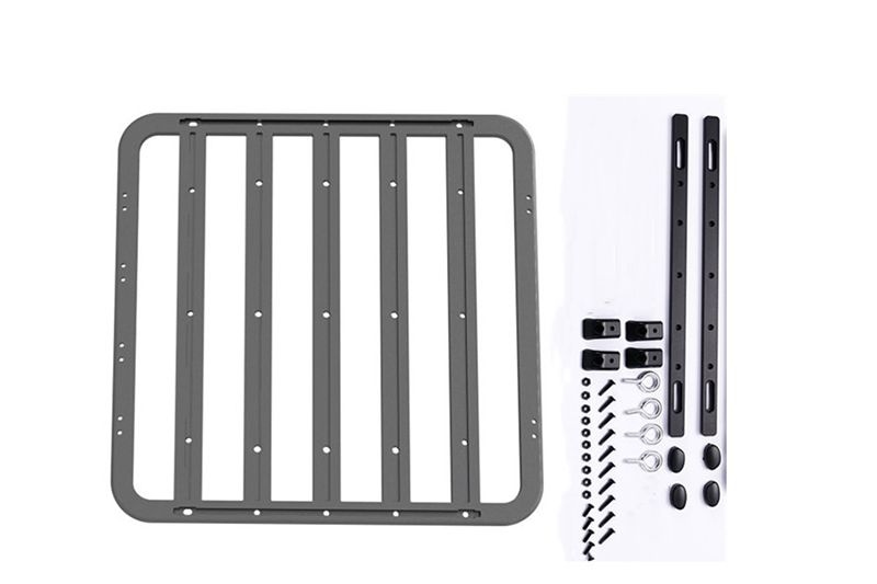 GPM Scale Accesories: RC Car Metal Roof Luggage Rack for