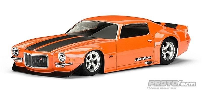 Pro Line PROTOform 1971 Chevrolet Camaro Z28 Karosserie klar