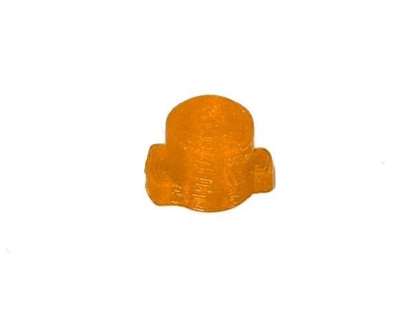 JS-Parts Einschaltknopf für Hobbywing Max Regler orange