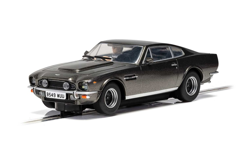 Scalextric 1:32 James Bond Aston Martin V8 No Time To Die HD