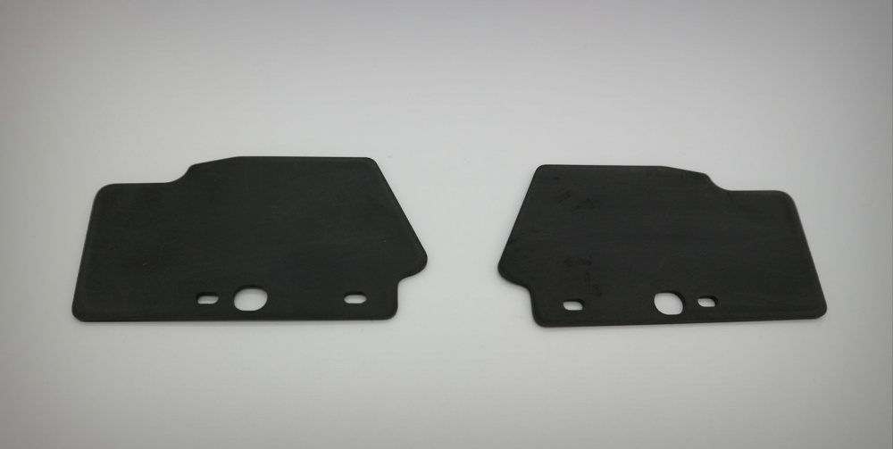 POS RC Racing Parts Mudguards Arrma Typhon BLX 6S