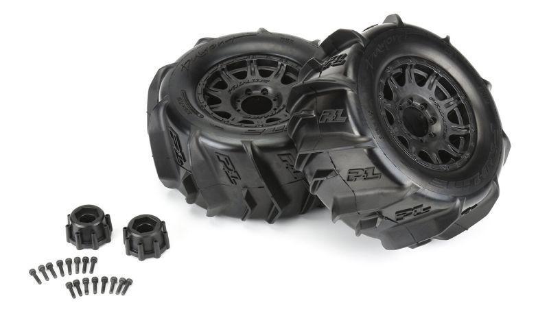 Pro-Line Dumont Paddle Sand/Schnee-Reifen 3.8 v/h MT Truck