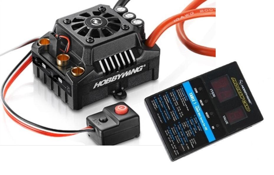 Hobbywing Ezrun BL ESC MAX8 V3 150A 1:8 XT90