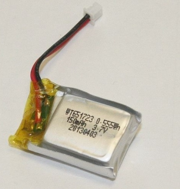 Carrera LiPo-Akku für Carrera Wireless+ Dig.132/124 & Evo.