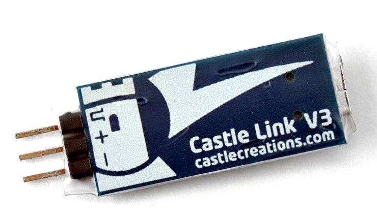 Castle Creations - Castle Link V3 USB Programming Kit