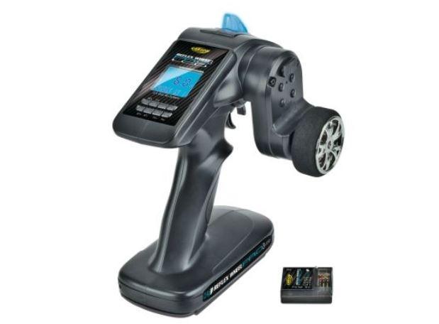Carson Reflex Wheel Pro III LCD 2.4GHz 11.1V