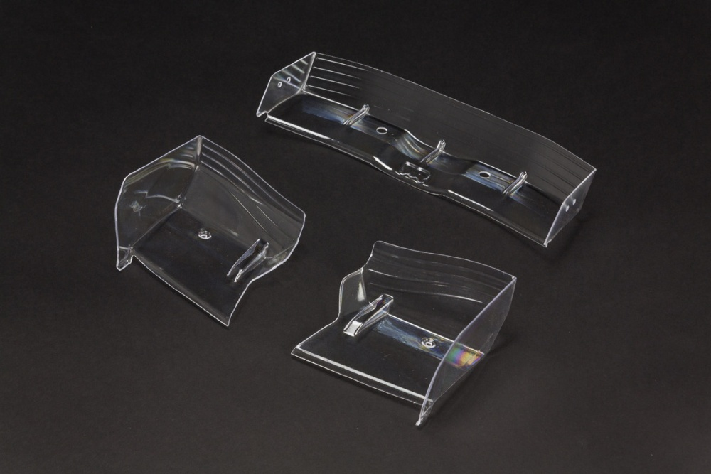 Arrma Limitless Wing Set (Clear) (ARA480025)