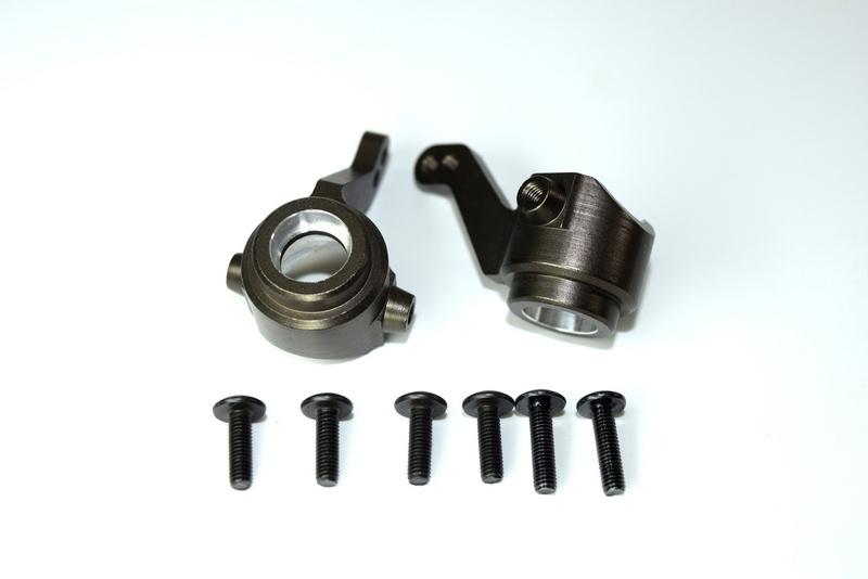 Absima Aluminium Lenkhebel l/r ATC 2.4 RTR/BL