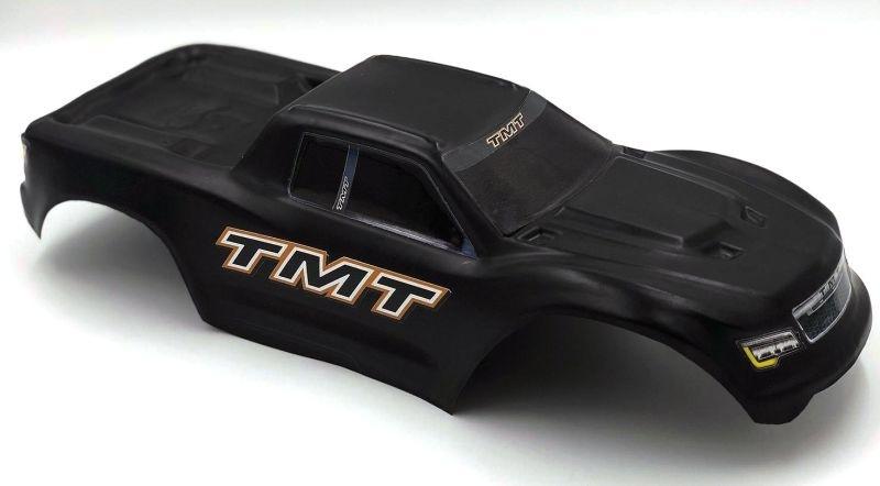 TMT Karo unbreakable schwarz inkl. Sticker