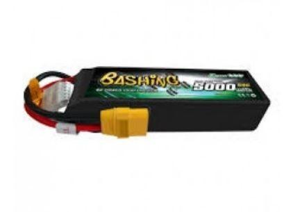 Gens ace 5000mAh 14.8V 60C 4S1P LiPo Akku mit XT90 Plug
