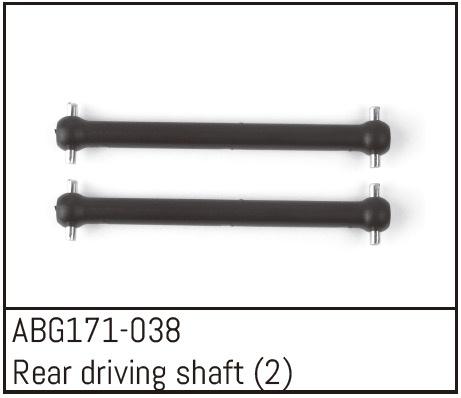 Absima Rear Driving Shafts (2)