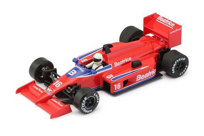 NSR Formula 86/89 - Beatrice #16