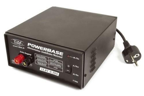 T2M Netzteil / Powerbase 12V 20A