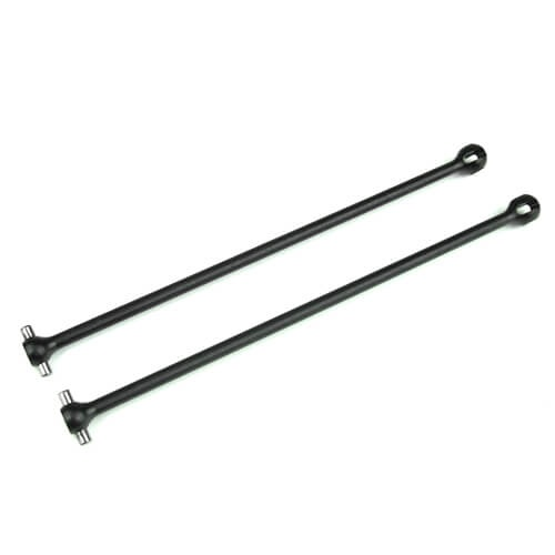 Tekno RC TKR5472 - Driveshafts (front/rear, hardened steel,