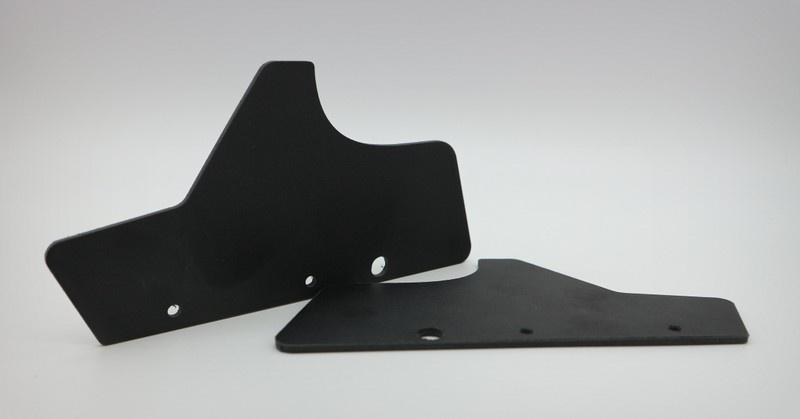 Auslauf - POS RC Racing Parts Mudguards Arrma Talion,