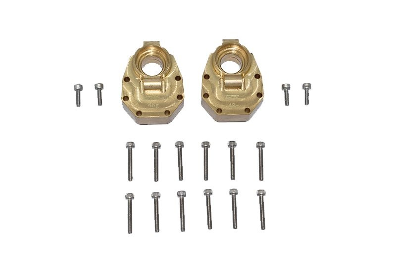 GPM Brass Rear Knuckle Arms Inner Case -