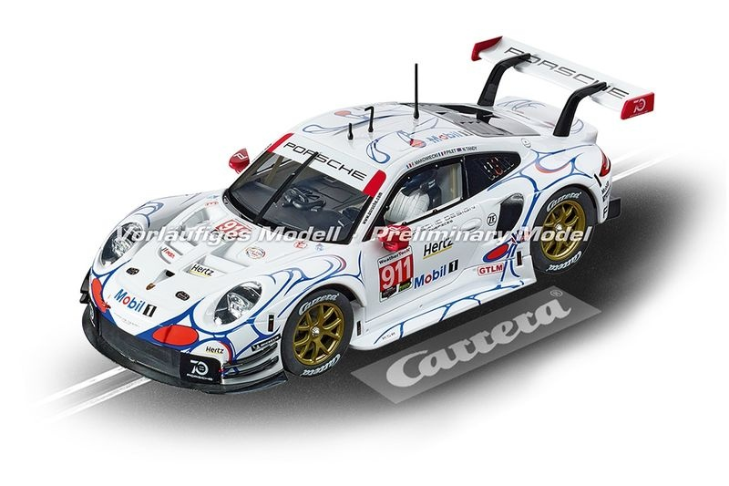 Auslauf - Carrera Digital 124 Porsche 911 RSR #911