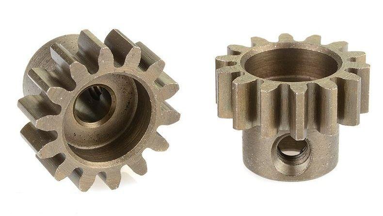 Team Corally Motor Pinion - Hardened Steel - 14T