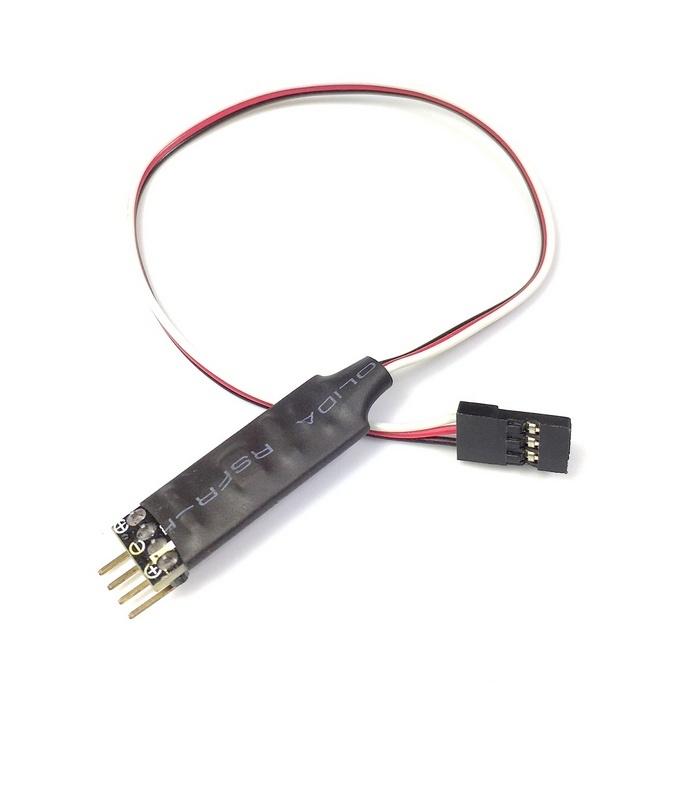 Absima Steuerschalter für Beleuchtung (Funkanlage Kanal 3)