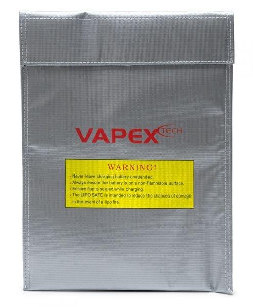 Vapex Tech Charging Bag LiPo 23x30 cm