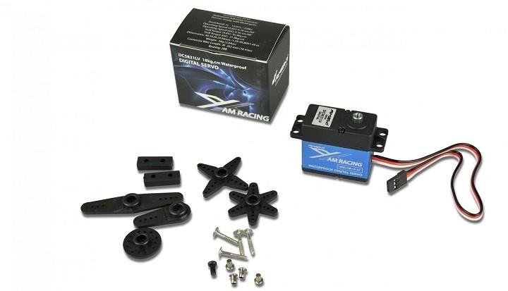 Amewi AMX Racing DC5821LV WP Digital Servo, Standard