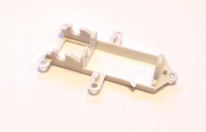 NSR Motor Support - Inline Formula - Hard (white)