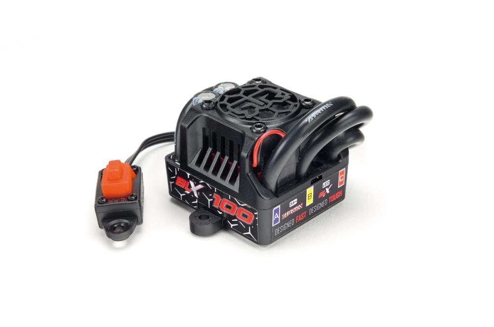 Arrma BLX100 Brushless 10th 3S ESC: 4x4 (ARAM0160)