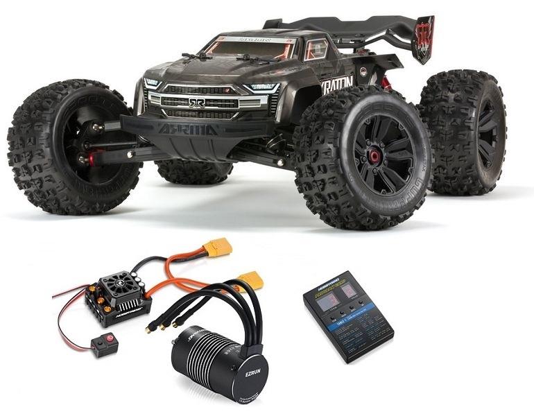 Arrma KRATON 1/8 4WD EXtreme Bash Roller (ARA106053)