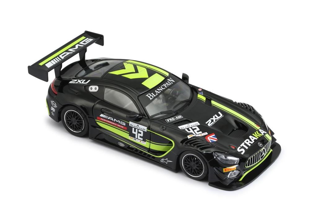 NSR Mercedes-AMG - Strakka Racing - Blancpain 2018 - #42