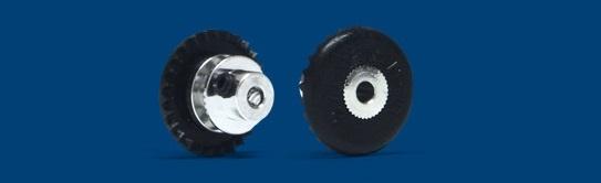NSR 3/32 INLINE soft plastic Gear 27z .050 ALU