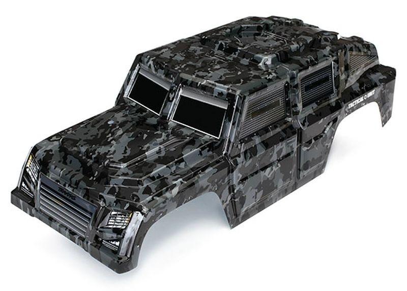 Traxxas Karosserie Tactical lackiert TRAXXAS TRX-4 Tactical