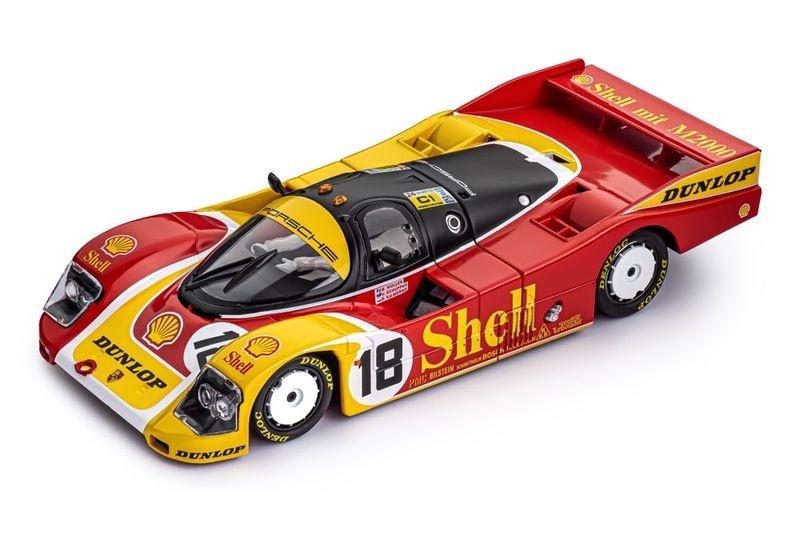 Slot.it Porsche 962C LH1988 - Le Mans / #18 -
