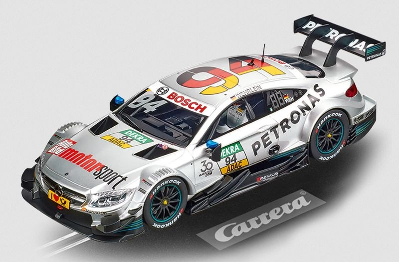 Carrera Evolution Mercedes AMG C 63 DTM P.Wehrlein, No.94