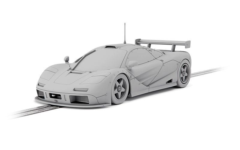 Scalextric 1:32 McLaren F1 GTR LeMans 95 BBA Co. HD