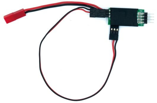 HRC Schalter - On/Off - Ferngesteuerte - BEC / BEC