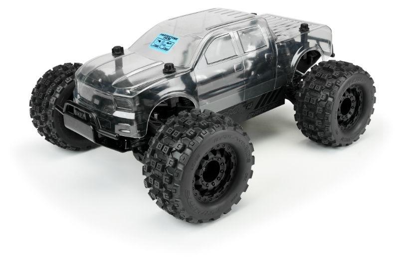 Pro Line PRO-MT 4X4 Monster-Truck Pre-Built Roller 4WD