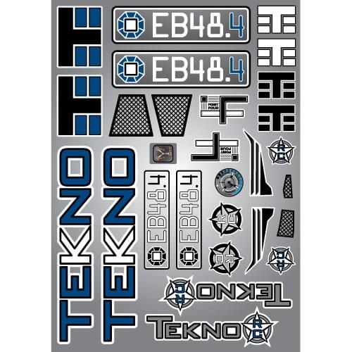 Tekno RC TKR8246 - Decal Sheet (EB48.4)