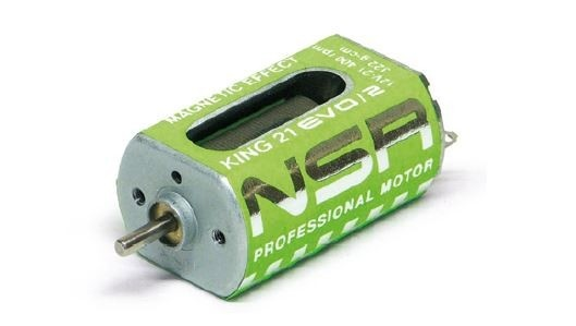 NSR KING 21K EVO2 Magnetic 21400 rpm 322g.cm @ 12V