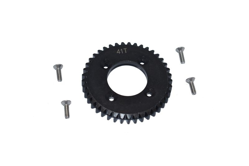 GPM Harden Steel #45 Spur Gear 41T - 5PC Set for
