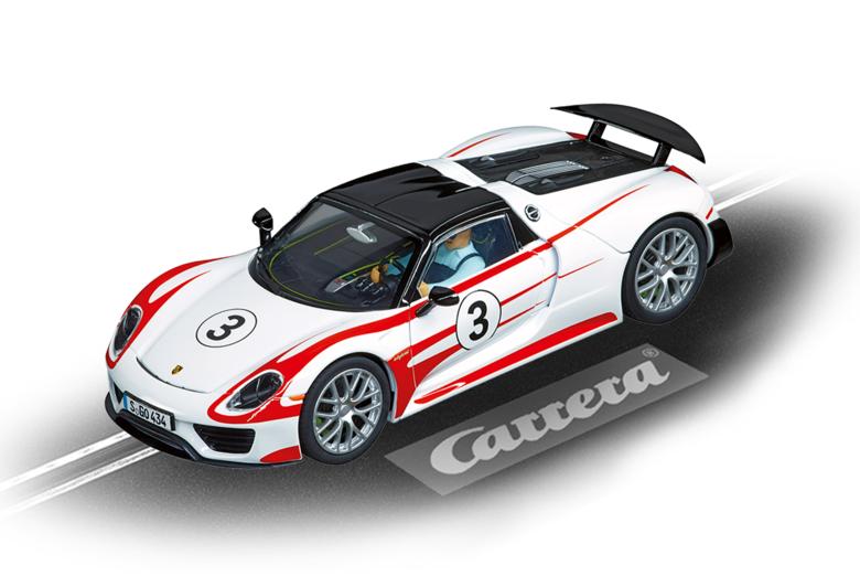 Carrera Evolution Porsche 918 Spyder, No.3
