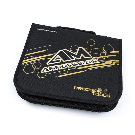 Arrowmax Tool Bag V3 Black Golden