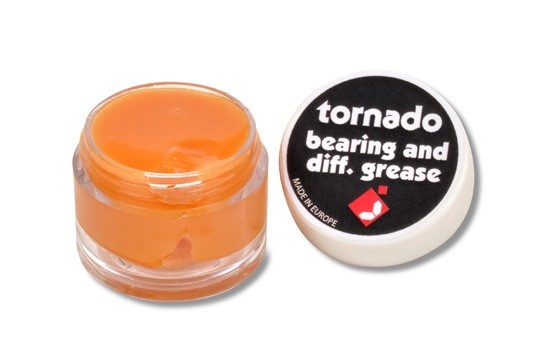 Tornado Bearing and Diff.Grease orange 10ml