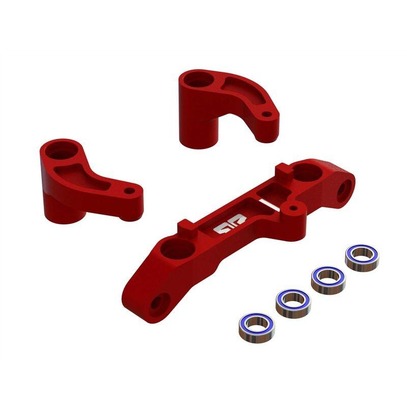 Arrma Steering Set, CNC Aluminum (ARA340173)