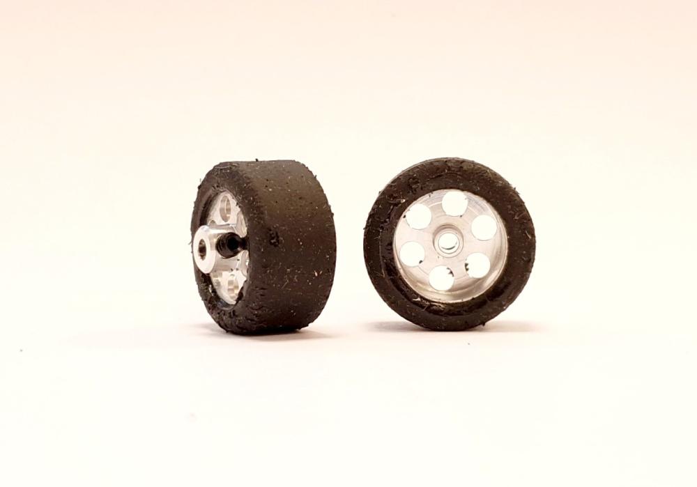 NSR 3/32 ULTIMATE Rear 19.5x10.5 Rubber 16.5 (2)