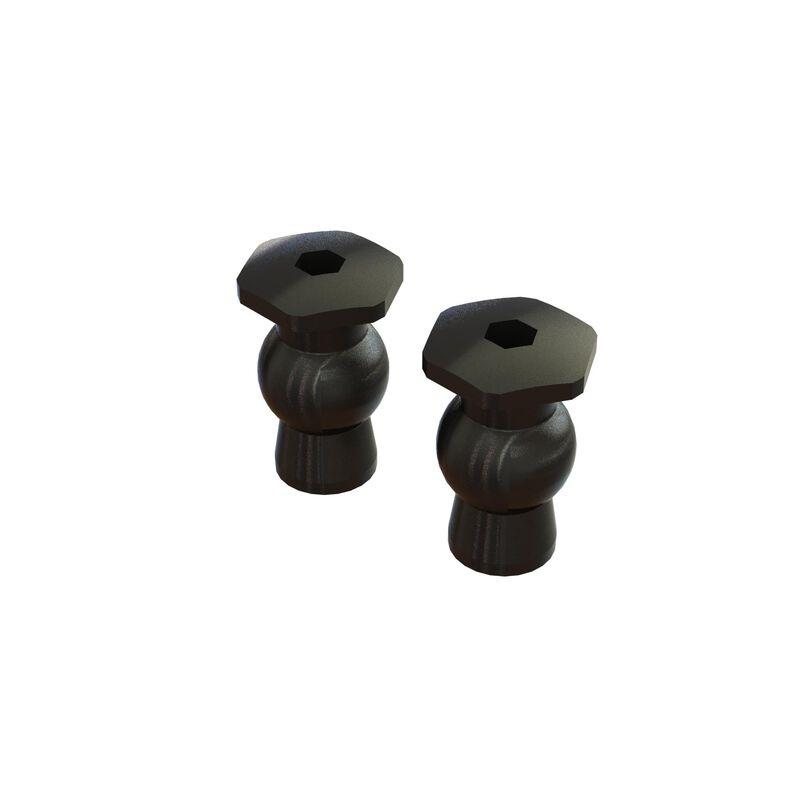 Arrma Ball M5x9x16mm (2) (ARA330747)